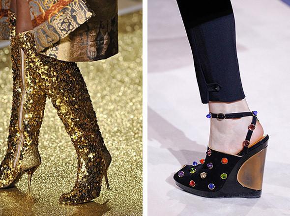 Vivienne Westwood / Yves Saint Laurent . Изображение № 102.