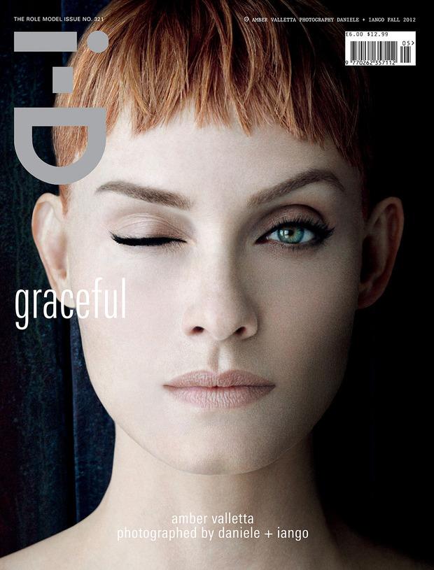 Новые обложки i-D, Dazed & Confused, Another и других журналов. Изображение № 8.