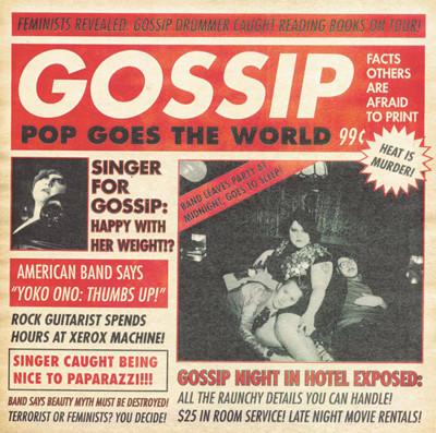 Новое видео от Gossip. Изображение № 1.