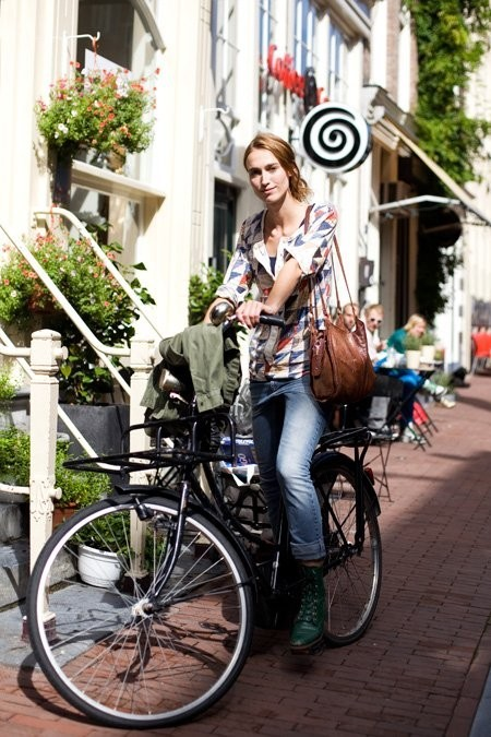 Bicycle it is fashionable!. Изображение № 24.