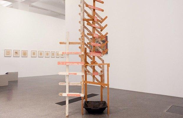 «Упс»: Как люди случайно пачкают, разбивают и съедают современное искусство. Изображение № 8.