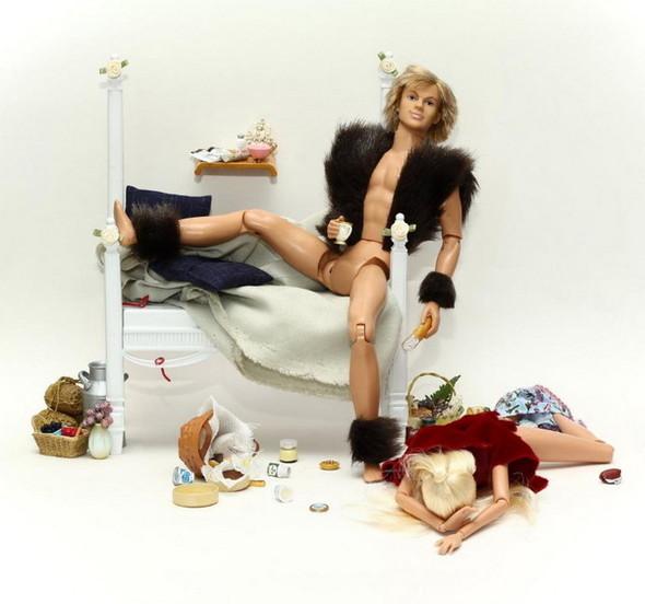 Кровавая оргия от Барби. Изображение № 11.