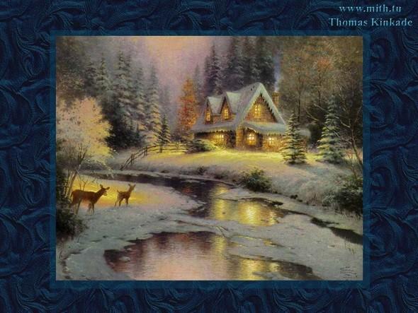 Рождественский дух. Изображение № 33.
