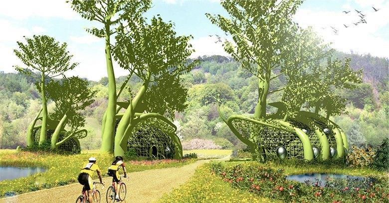 Что такое sustainability: умные дома, электрокары и экоодежда. Изображение № 5.