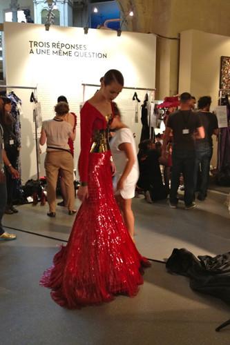Дневник модели: Показы недели моды Haute Couture. Изображение № 26.