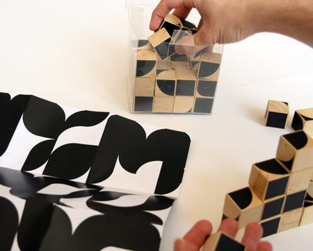 Типографические кубики. Изображение № 2.