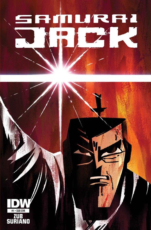 «Самурай Джек» вернётся в комиксах IDW. Изображение № 2.