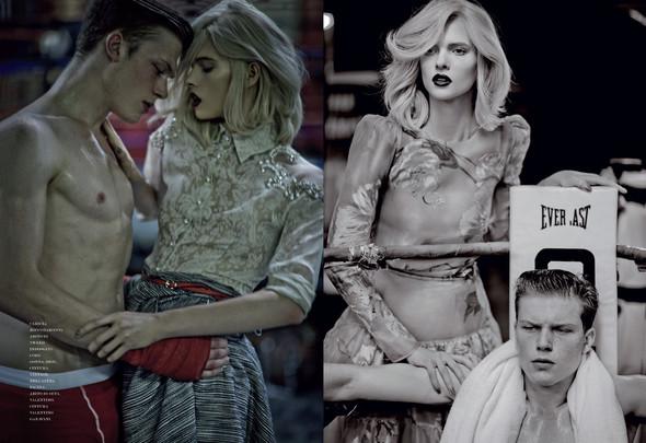 Съёмки: i-D, Tush, Vogue и другие. Изображение № 16.
