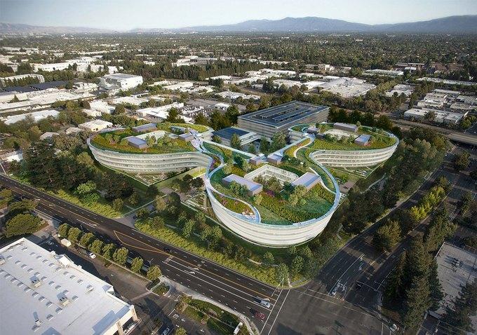 СМИ: у Apple появится ещё один кампус в Калифорнии . Изображение № 1.