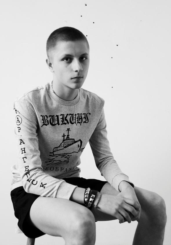 Лукбук: Gosha Rubchinskiy FW 2012. Изображение № 1.