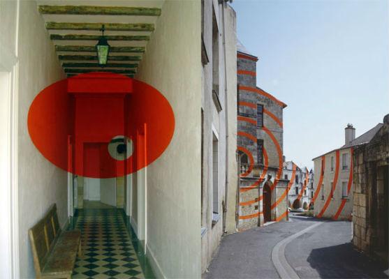 10 художников, создающих оптические иллюзии. Изображение №82.