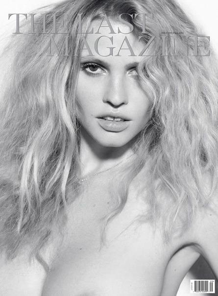 Обложки свежих номеров Bon, Garage, Purple Fashion, The Last и Vogue. Изображение № 7.