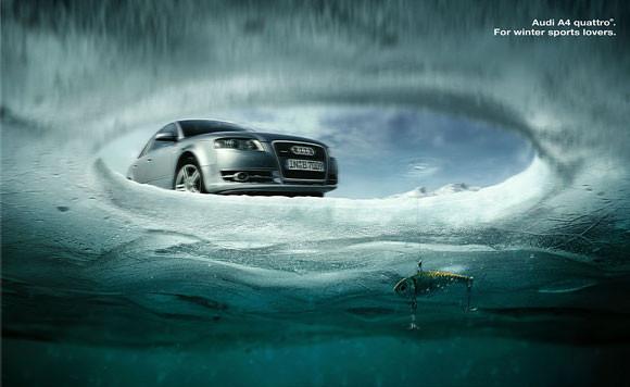 Красивые рекламные фотографии автомобилей. Изображение № 2.
