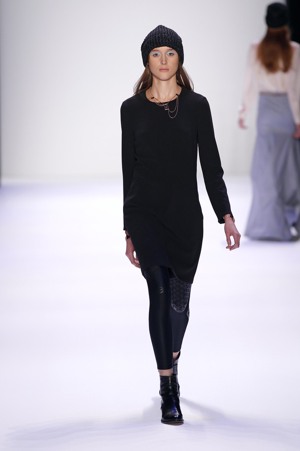 Berlin Fashion Week A/W 2012: Lala Berlin. Изображение № 13.