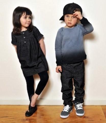Детские луки. Подрастающее поколение модников. Изображение № 10.