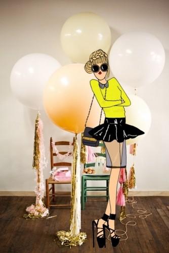 Angéline Melin Фешн-иллюстратор. Изображение № 24.