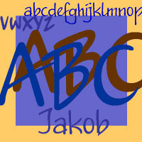 Выдающиеся российские шрифтовики икаллиграфы. Изображение № 43.