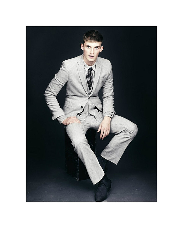 Лукбук: H&M Fall 2011 Menswear. Изображение № 4.