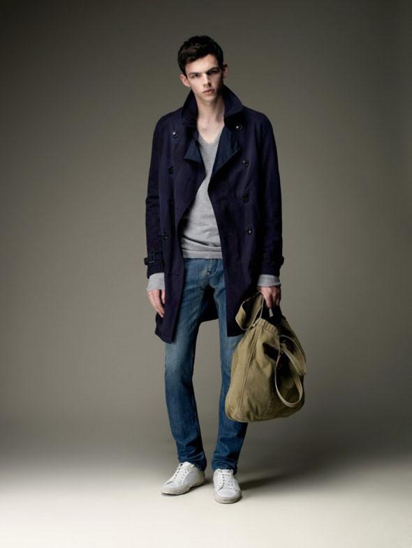 Лукбуки: Burberry, A.P.C, Zara Headband. Изображение № 3.