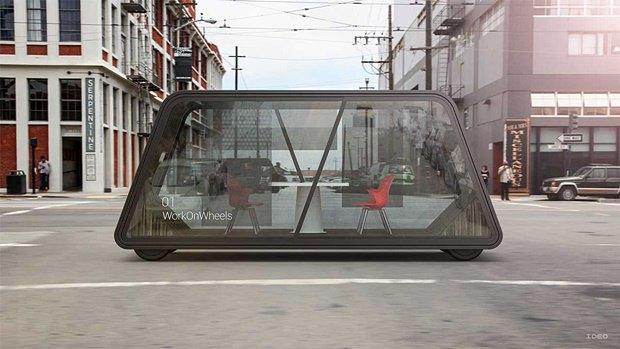 Концепт: как будет выглядеть транспорт в 2029 году. Изображение № 25.