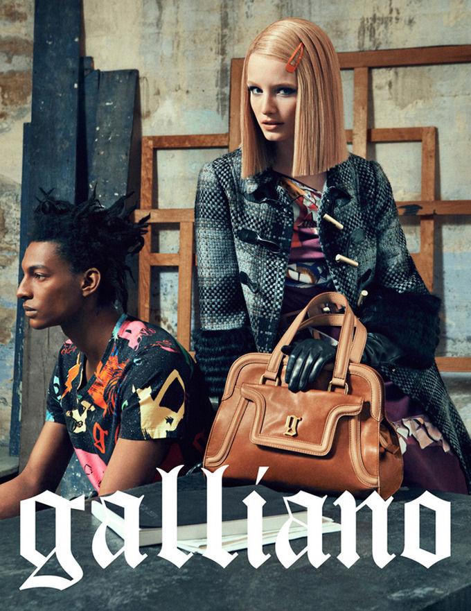 Вышли кампании Dior, Prada, Louis Vuitton и других марок. Изображение № 22.