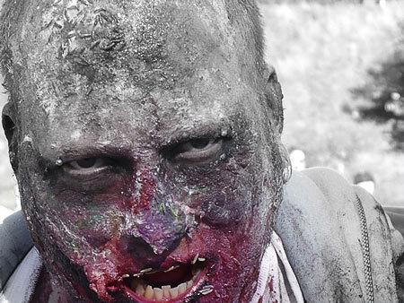 Zombie Walk. Изображение № 9.