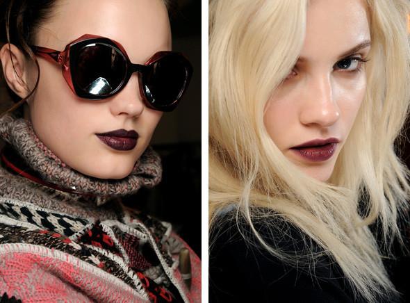 Перевести стрелки: тенденции макияжа FW 2010. Изображение № 2.