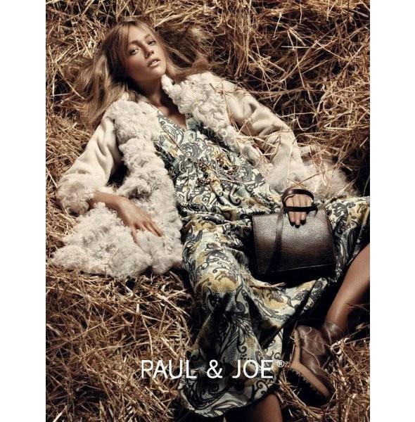 Кампания: Paul & Joe FW 2011. Изображение № 4.