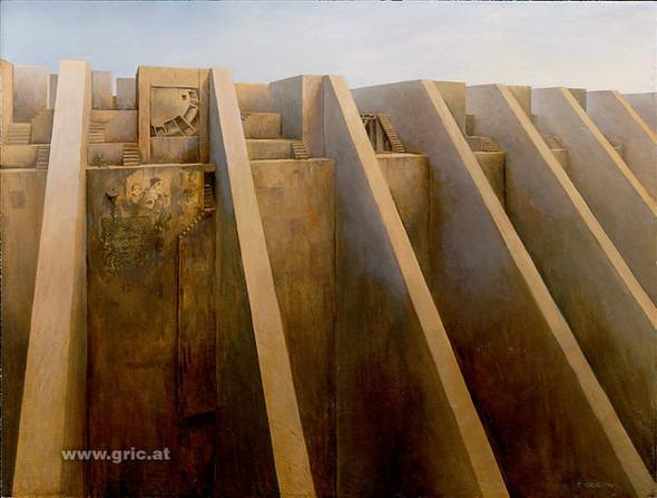 Фантастический реализм Питера Грича. Изображение № 13.