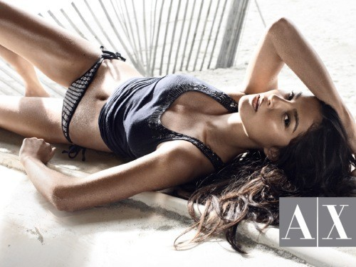 Рекламная кампания Armani Exchange весна-лето 2010. Изображение № 7.