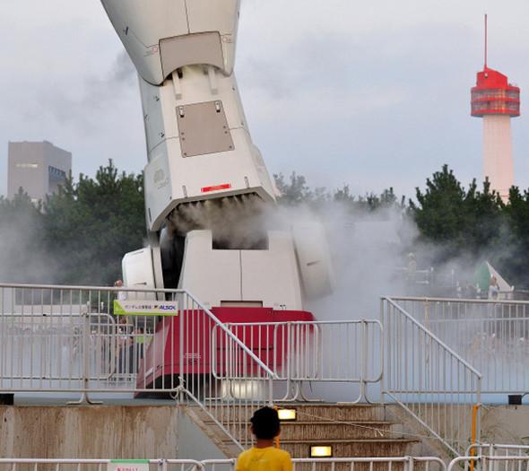 Суперроботы на вооружении у Японии. Изображение № 10.