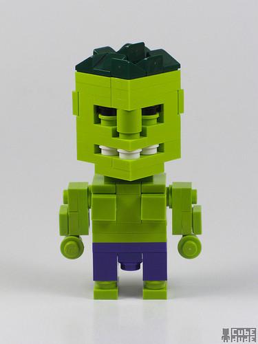 Изображение 9. Lego-герои CubeDude .. Изображение № 9.
