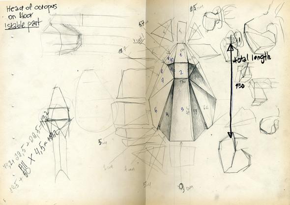 JNBY о роботах, птицах и осьминогах. Изображение № 23.