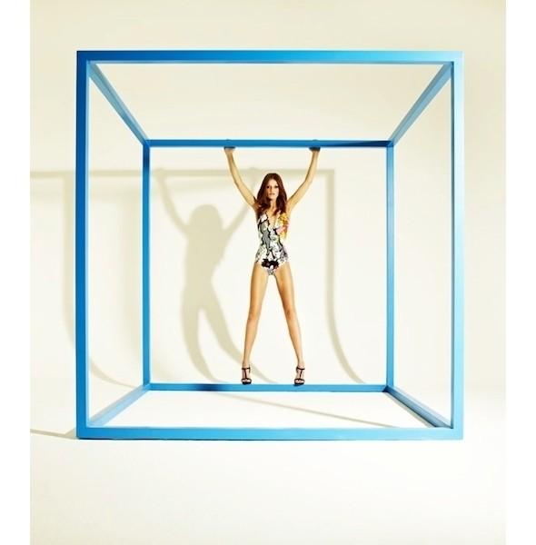 Изображение 20. Рекламные кампании: Calvin Klein White Label, Enrico Coveri и Kenzo.. Изображение № 20.
