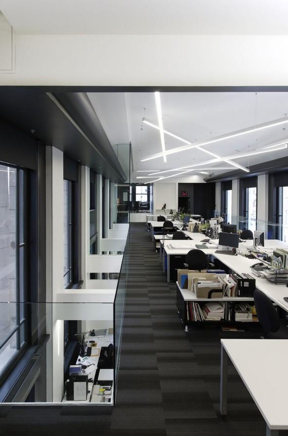 Офис канадского архитектурного бюро LEMAYMICHAUD. Изображение № 8.