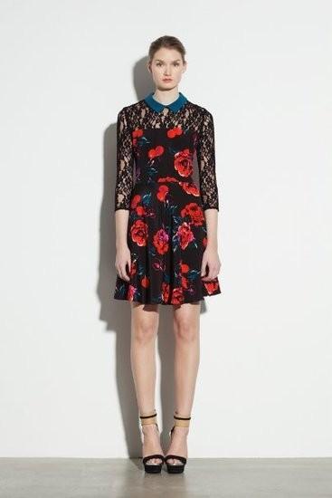 Лукбук: DKNY Pre-Fall 2012. Изображение № 19.