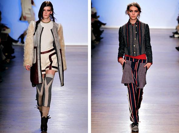 Изображение 13. Показы на неделе моды в Нью-Йорке: мнения.. Изображение № 12.