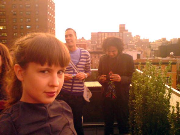 DJ Sandra наGFCVision вНью-Йорке. Изображение № 5.