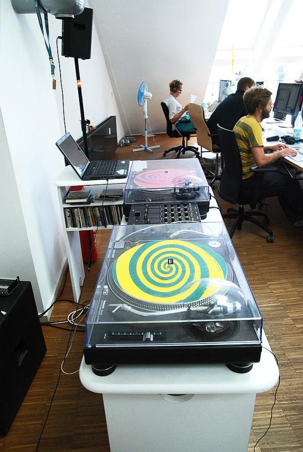 Офис недели - Soundcloud. Изображение № 5.