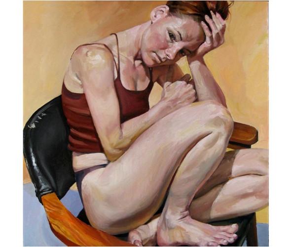 Изображение 18. Черты лица: 10 портретистов.. Изображение № 20.