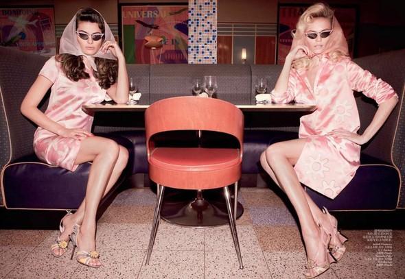 Vogue China, Март 2012. Изображение № 1.