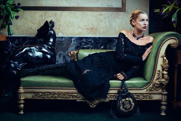 Кампании: Balenciaga, Celine, Dolce & Gabbana и другие. Изображение № 36.
