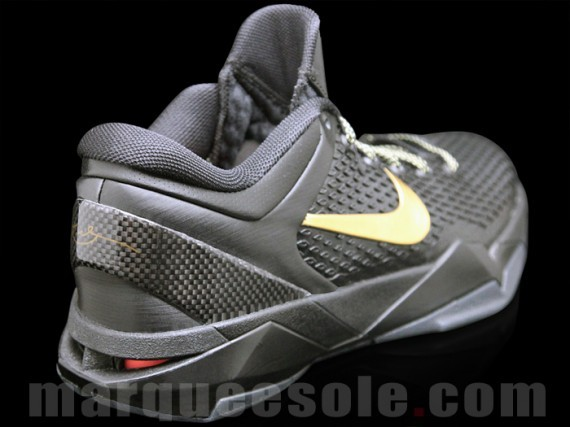 Nike Zoom Kobe VII Elite. Изображение № 4.