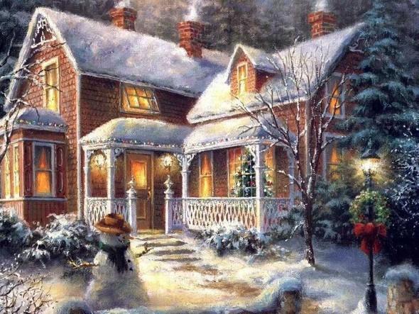 Рождественский дух. Изображение № 30.