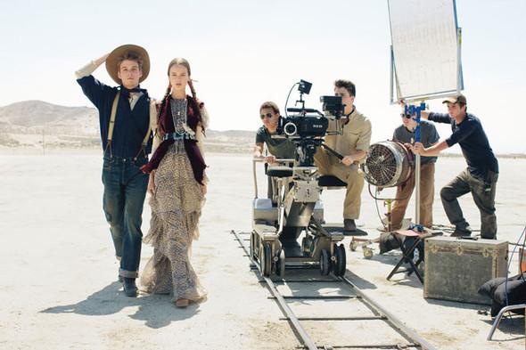 Western Teen Vogue. Изображение № 7.