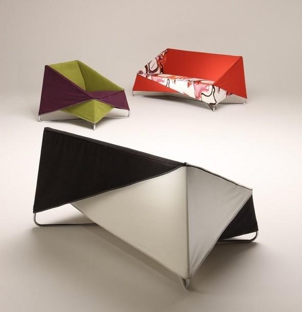 Мебель-«оригами» от Biesse. Изображение № 5.