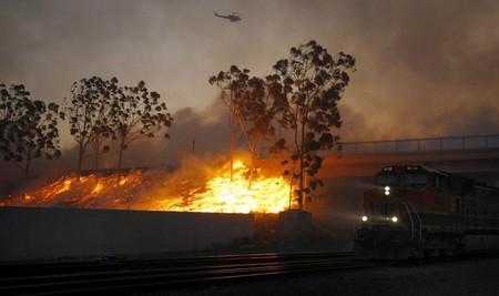Пожары вКалифорнии. Изображение № 18.