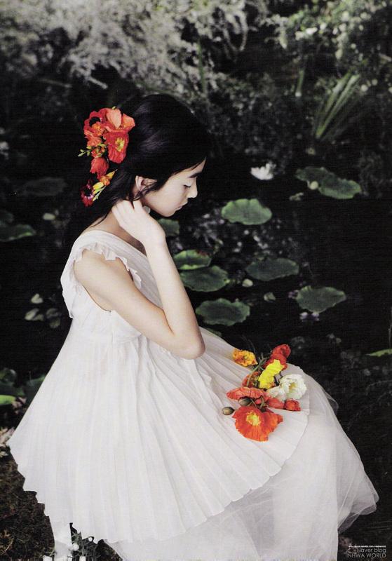 Oh, MyOphelia (Korean Vogue Girl apr'07). Изображение № 9.