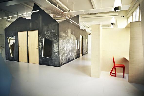 Экспериментальная школа в Стокгольме. Изображение № 11.