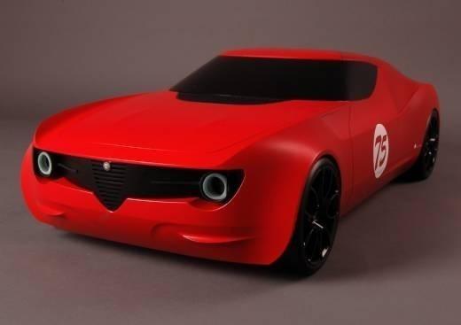 Alfa Romeo Berlina DaCorsa. Изображение № 9.